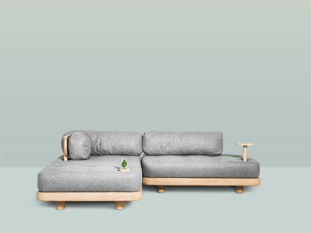 Sofa von HOLT